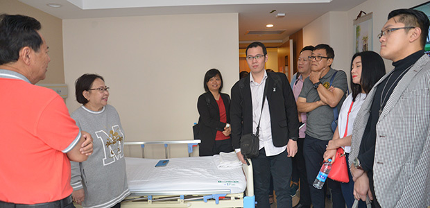 cancer treatment, minimally invasive treatment, St.Stamford Modern Cancer Hospital Guangzhou, communication and cooperation in medical field.