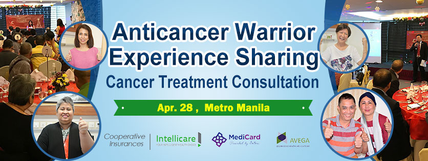 Anticancer Warrior Experience Sharing