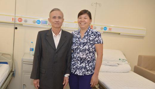 ung thư phổi, liệu pháp dao lạnh, liệu pháp can thiệp, Bệnh viện Ung thư St.Stamford Quảng Châu