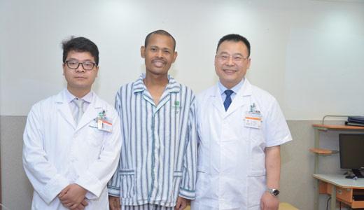 Ung thư vòm họng, điều trị ung thư vòm họng, Keo Fibrin tự thân, Bệnh viện Ung thư St.Stamford Quảng Châu, điều trị xâm lấn tối thiểu