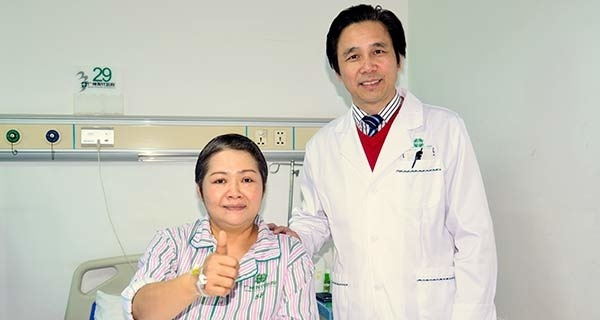 Pengobatan alternatif kanker, Cara mengobati kanker, Minimal Inavasif, kanker, kemoterapi, operasi, cancer survivor, St. Stamford Modern Cancer Hospital Guangzhou
