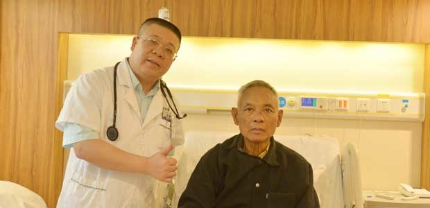 Prostate cancer, natural therapy, St. Stamford Modern Cancer Hospital Guangzhou, Minimally Invasive Therapy