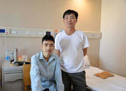 Liệu pháp xâm lấn tối thiểu cứu sống sinh mạng trẻ của bệnh nhân ung thư túi mật 27 tuổi