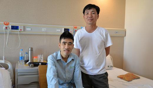 ung thư túi mật, điều trị xâm lấn tối thiểu, điều trị can thiệp nút mạch, Bệnh viện Ung thư St.Stamford Quảng Châu