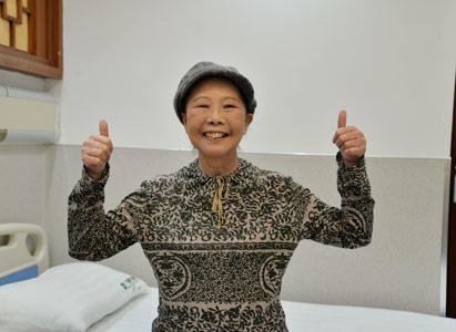Điều trị xâm lấn tối thiểu, giúp bệnh nhân ung thư phổi giai đoạn II có niềm tin chống lại ung thư