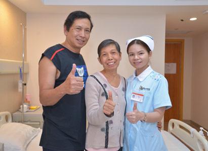Điều trị xâm lấn tối thiểu, hy vọng của bệnh nhân ung thư vú giai đoạn muộn