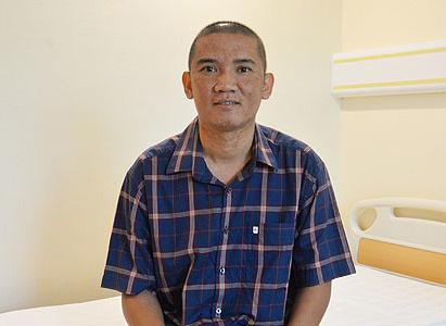 Liệu pháp xâm lấn nhỏ giúp bệnh nhân ung thư phổi yên tâm chống chọi ung thư