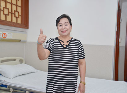 A Retired Filipino Doctor's Cancer Journey in St.Stamford Modern Cancer Hospital Guangzhou