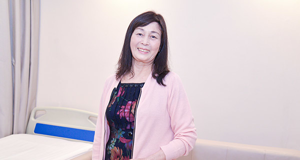 Terapi kanker serviks, Kanker serviks metastasis paru, Intervensi, Imunoterapi (Terapi Natural), St. Stamford Modern Cancer Hospital Guangzhou