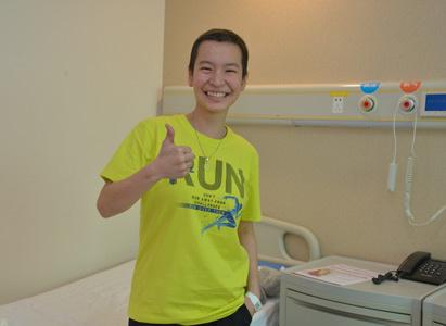 ung thư vú giai đoạn 4, bệnh ung thư, điều trị xâm lấn, Bệnh viện Ung thư St.Stamford , điều trị can thiệp, dao lạnh.