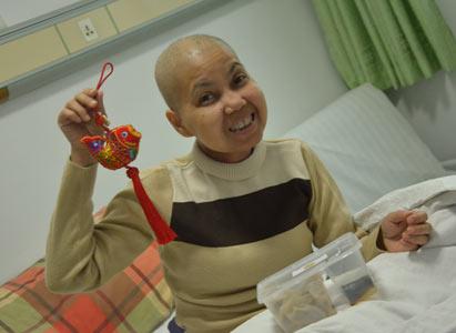 Terapi intervensi,kanser nasofaring,St. Stamford Modern Cancer Hospital Guangzhou