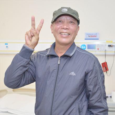 ผู้ที่ป่วยด้วยมะเร็งหลอดอาหารชาวเวี