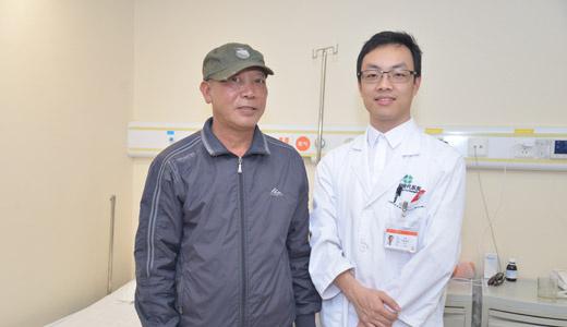 ung thư thực quản, Bệnh viện ung thư St.Stamford, phương pháp can thiệp mạch, liệu pháp quang động lực