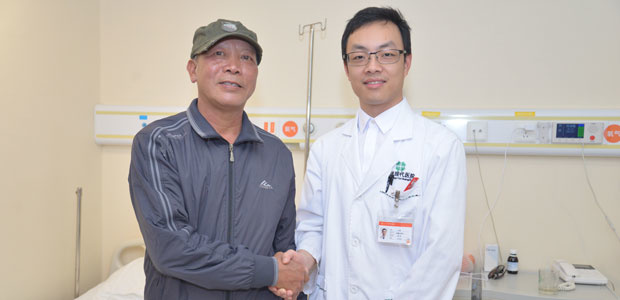 esophageal cancer, St. Stamford Modern Cancer Hospital Guangzhou, interventional therapy, photodynamic therapy