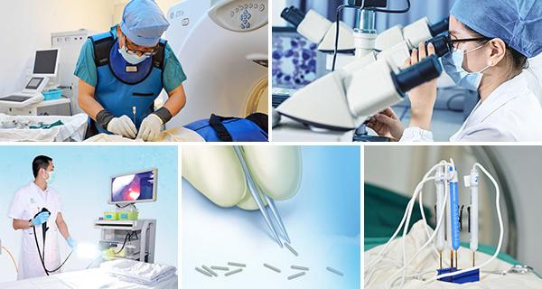 Kanker nasofaring, pengobatan kanker nasofaring, St. Stamford Modern Cancer Hospital Guangzhou, Minimal Invasif, Intervensi, Cryosurgery