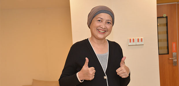 breast cancer, interventional therapy, cryotherapy, St. Stamford Modern Cancer Hospital Guangzhou.