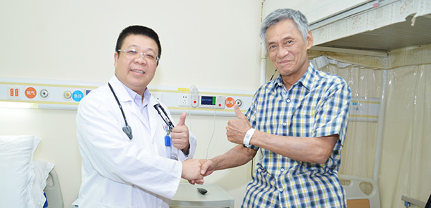 laryngeal cancer, laryngeal cancer treatment, photodynamic therapy, natural therapy, St. Stamford Modern Cancer Hospital Guangzhou.