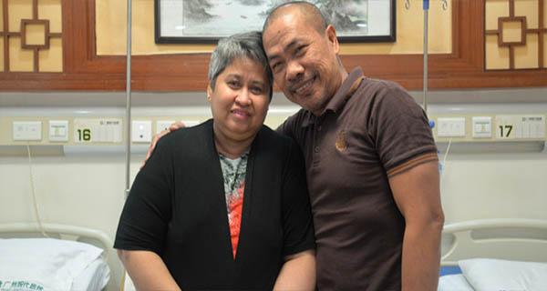 Kanker payudara, pengobatan kanker payudara, pemeriksaan kembali kanker payudara, Cryosurgery, Modern Cancer Hospital Guangzhou